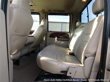 2006 Ford F-350 Super Duty Lariat Diesel Lifted 4X4 FX4 Dually - Photo 34 - Richmond, VA 23237