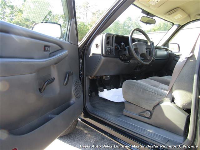 2007 Chevrolet Silverado 1500 Classic 4X4 Manual Regular Cab Short Bed - Photo 5 - Richmond, VA 23237