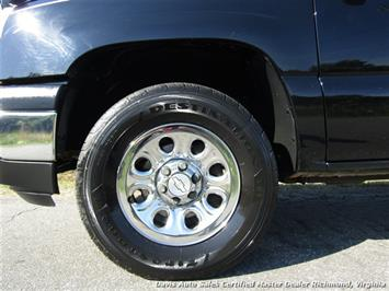 2007 Chevrolet Silverado 1500 Classic 4X4 Manual Regular Cab Short Bed - Photo 10 - Richmond, VA 23237