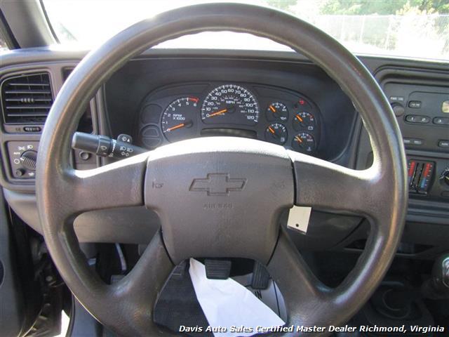 2007 Chevrolet Silverado 1500 Classic 4X4 Manual Regular Cab Short Bed - Photo 6 - Richmond, VA 23237