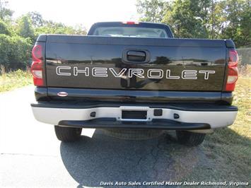 2007 Chevrolet Silverado 1500 Classic 4X4 Manual Regular Cab Short Bed - Photo 4 - Richmond, VA 23237