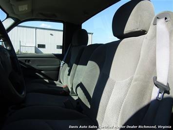 2007 Chevrolet Silverado 1500 Classic 4X4 Manual Regular Cab Short Bed - Photo 18 - Richmond, VA 23237
