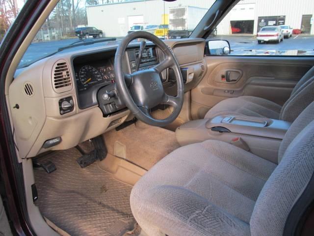 1998 Chevrolet K1500 Cheyenne Sold