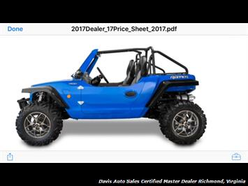 2018 Oreion Sand Reeper / Sport / Reeper4 4X4 4WD 2 / 4 Door Off Road All Terrain Buggies - Photo 3 - Richmond, VA 23237