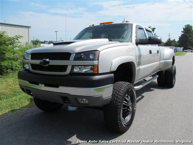 2005 chevrolet silverado 3500 lt duramax 4x4 dually crew. Black Bedroom Furniture Sets. Home Design Ideas