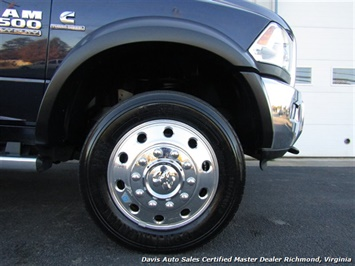 2013 Dodge Ram 5500 HD 6.7 Cummins Diesel 4X4 Crew Cab Hauler Bed - Photo 10 - Richmond, VA 23237