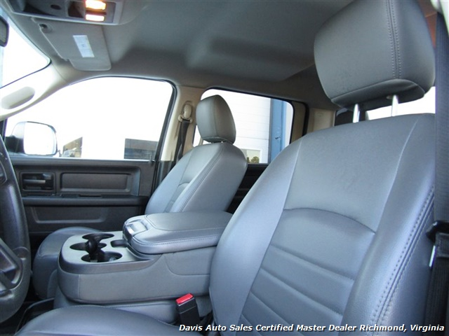 2013 Dodge Ram 5500 HD 6.7 Cummins Diesel 4X4 Crew Cab Hauler Bed - Photo 8 - Richmond, VA 23237