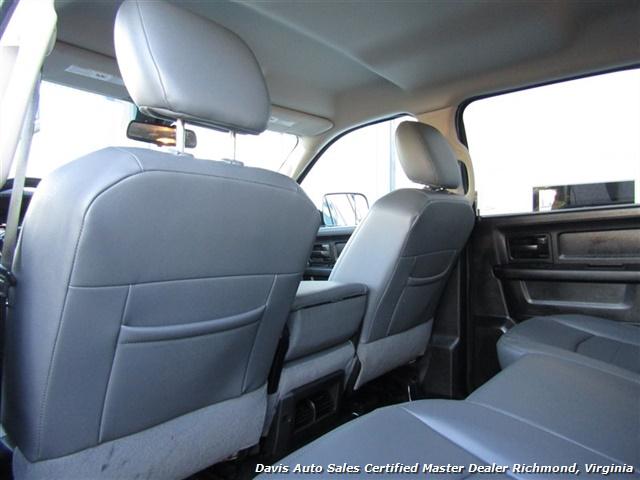 2013 Dodge Ram 5500 HD 6.7 Cummins Diesel 4X4 Crew Cab Hauler Bed - Photo 22 - Richmond, VA 23237