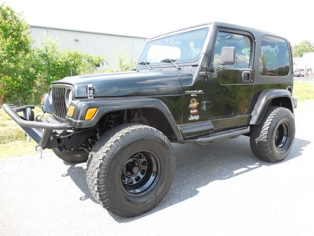 Jeep Sahara 2 Door >> Davis Auto Sales - Photos for 1997 Jeep Wrangler Sahara (SOLD)