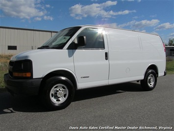 2005 Chevrolet Express 2500 Van