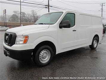 2013 Nissan NV 1500 S Cargo Work Van 2WD Van