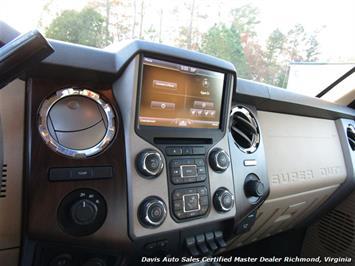 2015 Ford F-350 Super Duty Lariat 6.7 Diesel FX4 4X4 Crew Cab LB - Photo 6 - Richmond, VA 23237