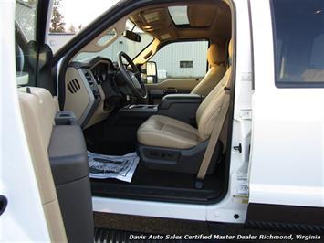 2015 Ford F-350 Super Duty Lariat 6.7 Diesel FX4 4X4 Crew Cab LB - Photo 27 - Richmond, VA 23237