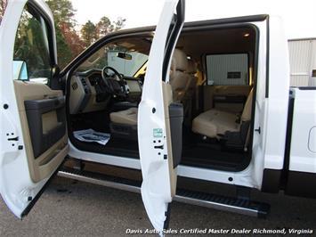2015 Ford F-350 Super Duty Lariat 6.7 Diesel FX4 4X4 Crew Cab LB - Photo 28 - Richmond, VA 23237