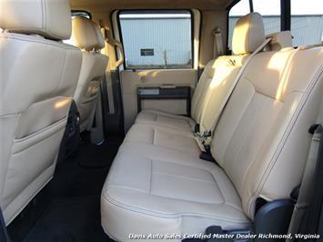 2015 Ford F-350 Super Duty Lariat 6.7 Diesel FX4 4X4 Crew Cab LB - Photo 9 - Richmond, VA 23237