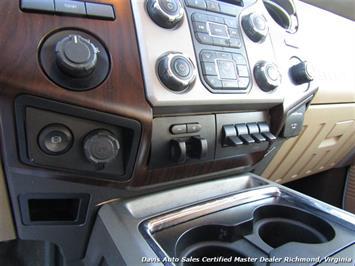 2015 Ford F-350 Super Duty Lariat 6.7 Diesel FX4 4X4 Crew Cab LB - Photo 17 - Richmond, VA 23237