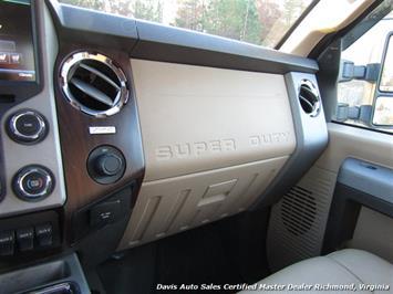 2015 Ford F-350 Super Duty Lariat 6.7 Diesel FX4 4X4 Crew Cab LB - Photo 33 - Richmond, VA 23237