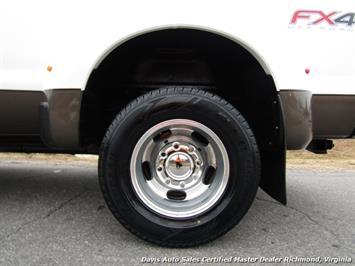 2015 Ford F-350 Super Duty Lariat 6.7 Diesel FX4 4X4 Crew Cab LB - Photo 37 - Richmond, VA 23237