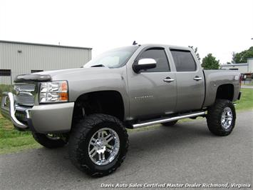 2008 Chevrolet Silverado 1500 LT Z71 Lifted 4X4 Crew Cab Short Bed Truck