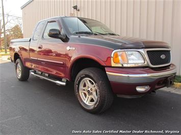2003 Ford F-150 XLT Heritage Edition 4X4 SuperCab Truck