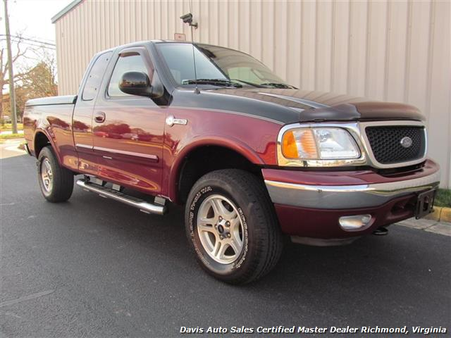 2003 ford f-150 xlt heritage edition 4x4 supercab