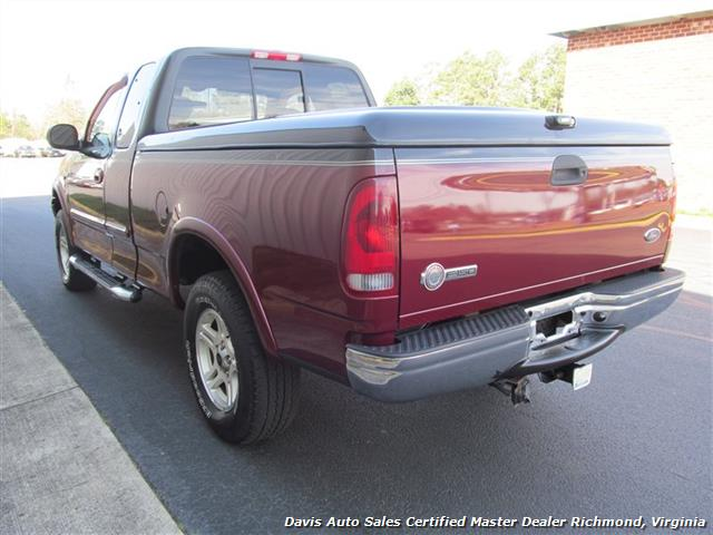 2003 Ford F 150 Xlt Heritage Edition 4x4 Supercab