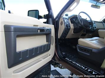 2011 Ford F-250 Super Duty Lariat 6.7 Diesel Lifted 4X4 Crew Cab - Photo 5 - Richmond, VA 23237