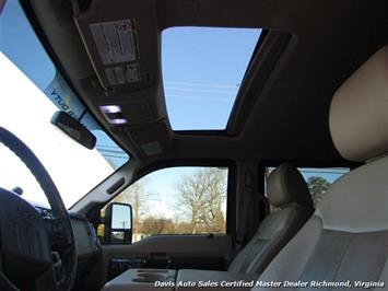 2011 Ford F-250 Super Duty Lariat 6.7 Diesel Lifted 4X4 Crew Cab - Photo 28 - Richmond, VA 23237