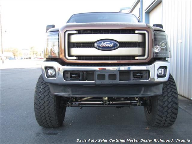 2011 Ford F-250 Super Duty Lariat 6.7 Diesel Lifted 4X4 Crew Cab - Photo 14 - Richmond, VA 23237