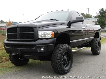 2004 Dodge Ram 1500 ST 2dr Reg Cab ST Low Mileage Long Bed 4x4 Lifted Truck