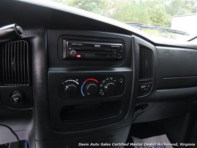 2004 Dodge Ram 1500 ST 2dr Reg Cab ST Low Mileage Long Bed 4x4 Lifted - Photo 19 - Richmond, VA 23237