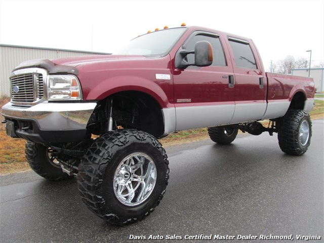 Ford F Crew Cab Long Bed