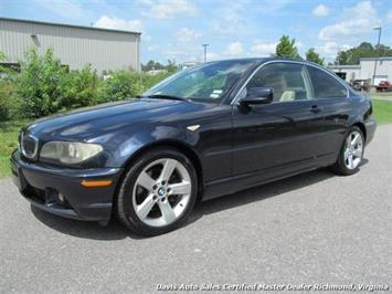 2005 BMW 325Ci Coupe