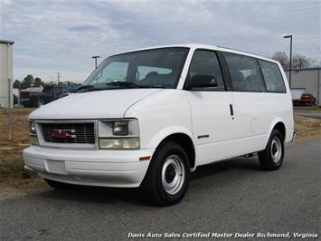 2000 GMC Safari SL 8 Passenger Government Owned One Owner Astro Van