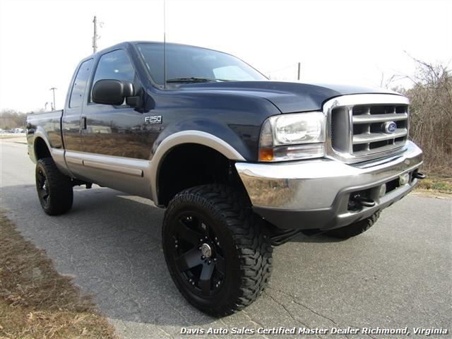 2002 Ford F-250 Super Duty XLT 7.3 Lifted Diesel 4X4 SuperCab SB - Photo 17 - Richmond, VA 23237