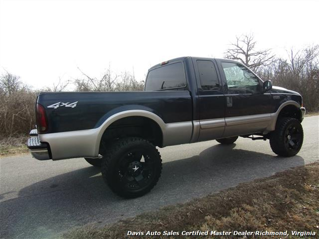 2002 Ford F-250 Super Duty XLT 7.3 Lifted Diesel 4X4 SuperCab SB - Photo 19 - Richmond, VA 23237