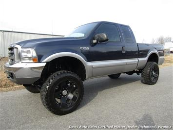 2002 Ford F-250 Super Duty XLT 7.3 Lifted Diesel 4X4 SuperCab SB - Photo 1 - Richmond, VA 23237