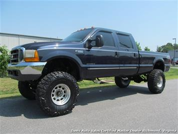 2000 Ford F-350 Super Duty XLT 7.3 4X4 Crew Cab Long Bed Truck