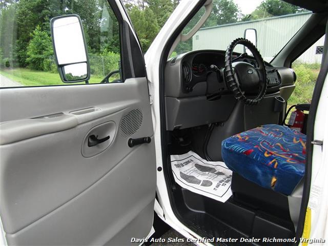 2007 Ford E450 Super Duty Startrans Passenger Shuttle Bus Wheelchair Accessable DRW - Photo 15 - Richmond, VA 23237
