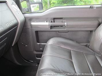 2008 Ford F-250 Diesel Lifted Super Duty Lariat FX4 4X4 Crew Cab - Photo 22 - Richmond, VA 23237
