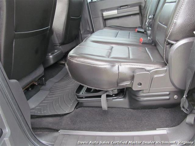 2008 Ford F-250 Diesel Lifted Super Duty Lariat FX4 4X4 Crew Cab - Photo 24 - Richmond, VA 23237