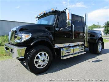 2014 International TerraStar TR005 4X4 Custom Crew Cab Hauler Bed Low Mileage Super - Photo 1 - Richmond, VA 23237