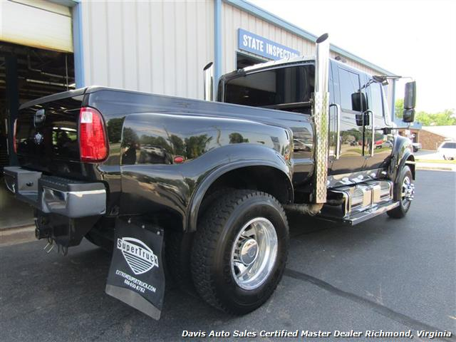 2014 International TerraStar TR005 4X4 Custom Crew Cab Hauler Bed Low Mileage Super - Photo 23 - Richmond, VA 23237