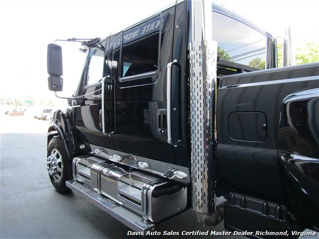 2014 International TerraStar TR005 4X4 Custom Crew Cab Hauler Bed Low Mileage Super - Photo 27 - Richmond, VA 23237
