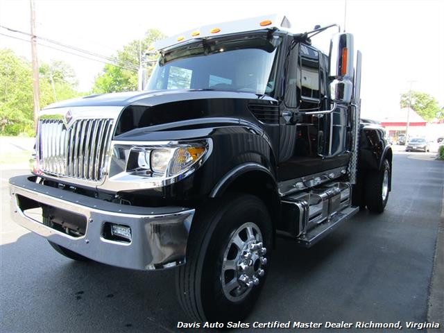 2014 International TerraStar TR005 4X4 Custom Crew Cab Hauler Bed Low Mileage Super - Photo 19 - Richmond, VA 23237