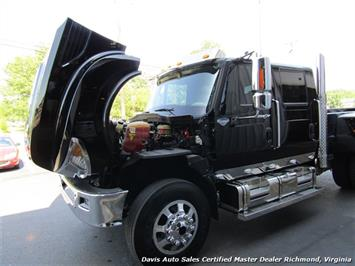 2014 International TerraStar TR005 4X4 Custom Crew Cab Hauler Bed Low Mileage Super - Photo 32 - Richmond, VA 23237