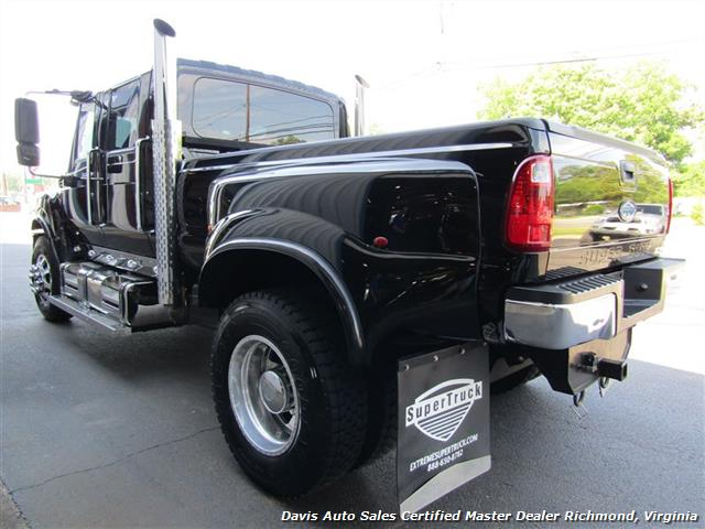 2014 International TerraStar TR005 4X4 Custom Crew Cab Hauler Bed Low Mileage Super - Photo 26 - Richmond, VA 23237
