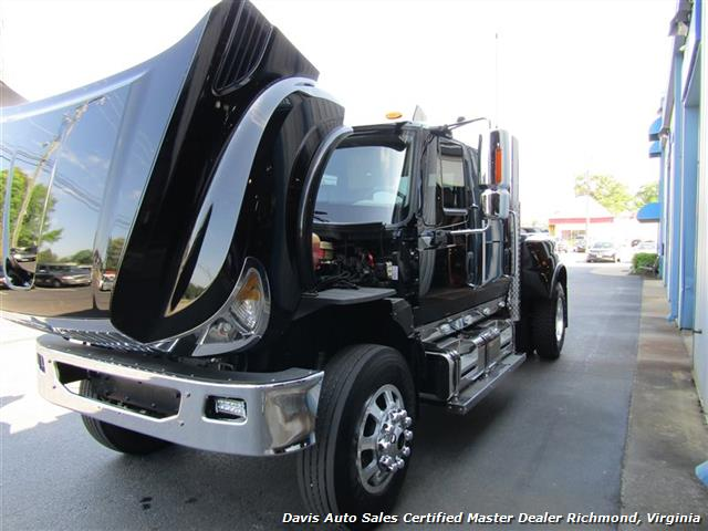 2014 International TerraStar TR005 4X4 Custom Crew Cab Hauler Bed Low Mileage Super - Photo 31 - Richmond, VA 23237