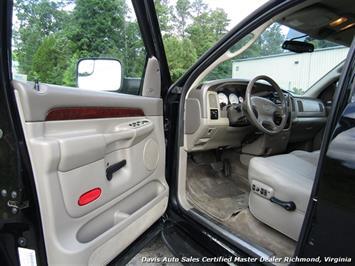 2003 Dodge Ram 3500 Laramie SLT 5.9 Cummins Diesel 4X4 Dually Crew Cab - Photo 16 - Richmond, VA 23237