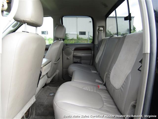 2003 Dodge Ram 3500 Laramie SLT 5.9 Cummins Diesel 4X4 Dually Crew Cab - Photo 8 - Richmond, VA 23237